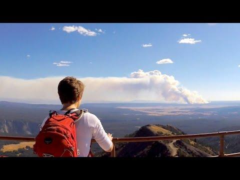 Mount Washburn - Yellowstone National Park