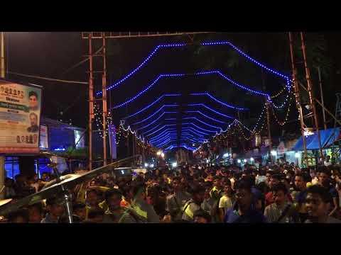 Magic Boys Musical Kamothe at Marketcha raja(मार्केटचा राजा) Agman Sohla Vikhroli 2017