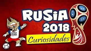 Algunas Curiosidades del Mundial de Fútbol Rusia 2018 | SALUDABLEMENTE TV