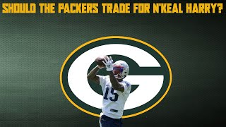 Should the Packers Trade for N'Keal Harry?