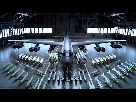 This Air Force Bomber Can Hold 70,000 Lbs. in Weapons