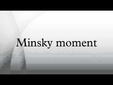 Minsky moment