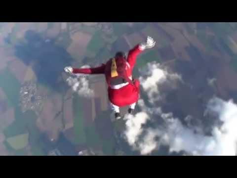 FREESTYLE FRANCE2 saut3 Champ Monde- République Tchèque- FFPARACHUTISME 2014 Video courtesy of FAI