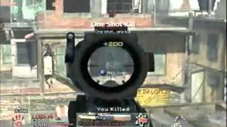 Modern Warfare 2 Pistol Disco & PuRiiiTY DualTage