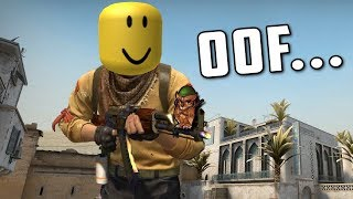 Counter-Strike but it's Roblox