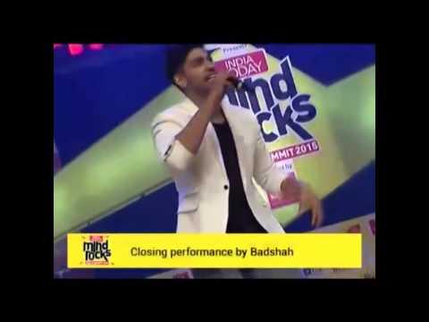 Badshah, Arjun Kanungo Perform 'Baaki Baatein Peene Baad'
