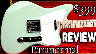 Finally! A Cheap Offset Tele... But Is It Good? | 2020 Squier Paranormal Offset Telecaster | Review