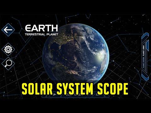 Solar System Scope🔭 app new Version