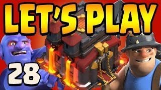 SPENDING MY FIRST LEAGUE MEDALS!  TH10 Let's Play ep28 | Clash of Clans