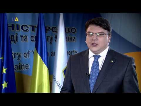 Foreign Broadcasting: Ihor Zhdanov, Minister of Youth and Sports