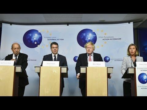 الأوروبيون متمسكون بالاتفاق النووي الإيراني  - نشر قبل 2 ساعة