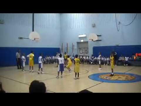 Fort Dearborn Basketball game