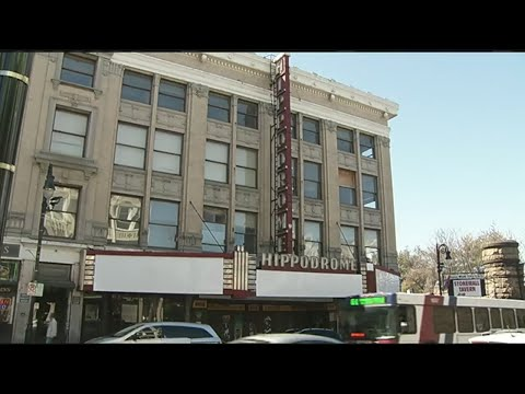 Springfield's Historic Paramount Theater To Undergo $41M In Renovations