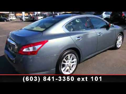 2009 Nissan Maxima   Peters Nissan Of Nashua   Nashua, NH 0