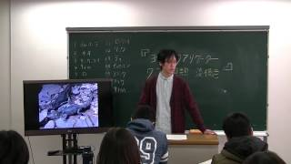 7クラス発表_ヨウスコウアリゲーター