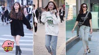 Tik Tok Trung Quốc - Thời trang đường phố cực ngầu của giới trẻ Trung Quốc