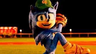 Соник играет в бейсбол | Соник в кино (2020)