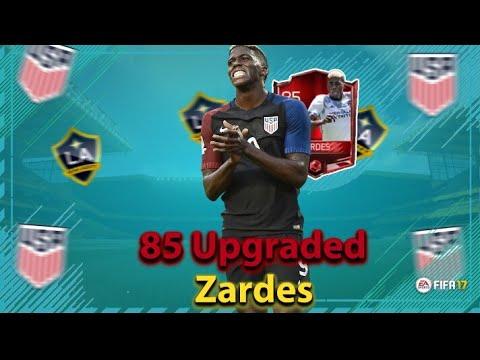 Fifa Mobile 18 Zardes 85 Ovr