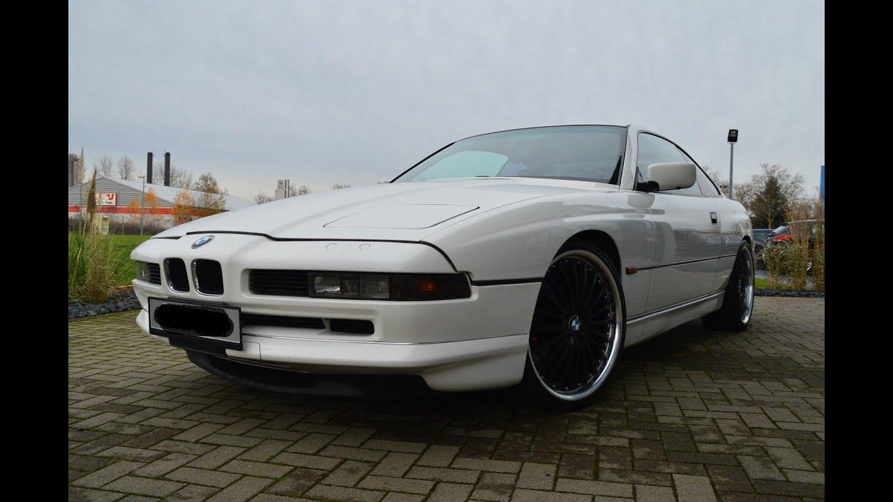 BMW 850i 850ci E31