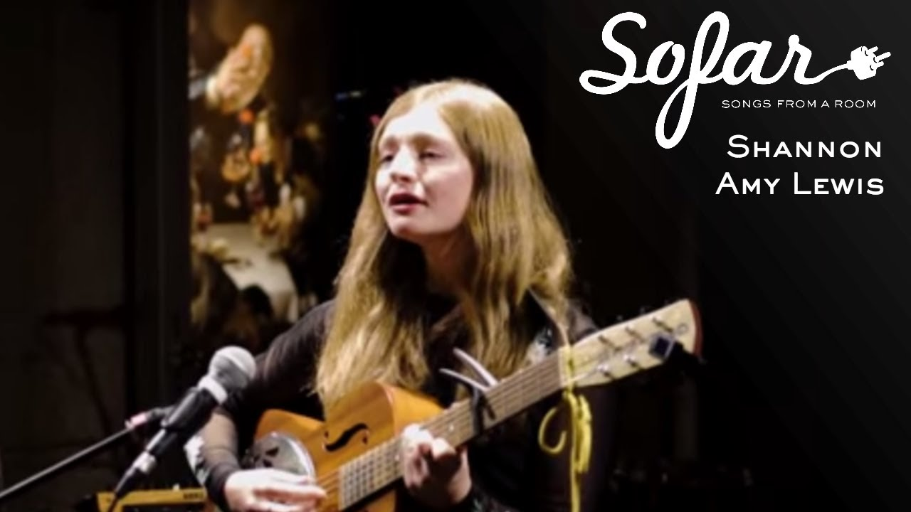 She Lay, I Wait Shannon Amy Lewis | Videos | Sofar Sounds