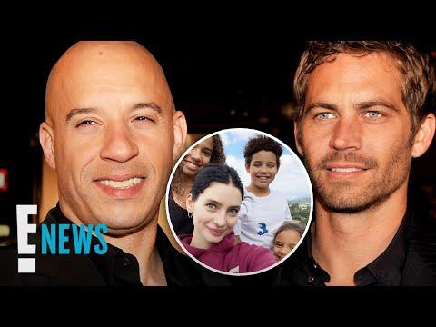 Paul Walker's Daughter Reunites With Vin Diesel's Kids