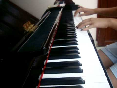 Justin Bieber - Nothing Like Us Piano Cover