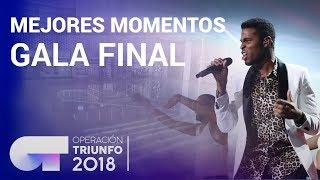 Mejores momentos de la Gala Final | OT 2018