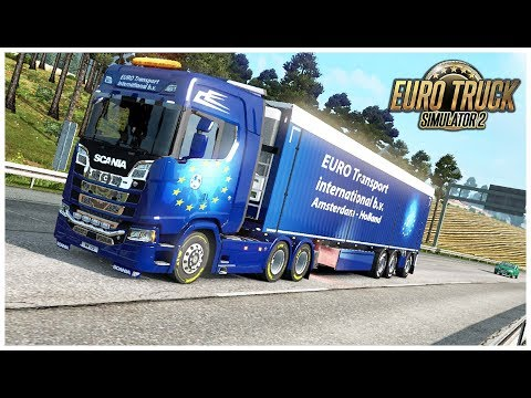 Euro Truck Simulator 2 - Road to Genova, Italy | Trinidad Trucker 🇹🇹 from YouTube · Duration:  51 minutes 11 seconds