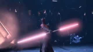 Footage From The Canceled Darth Maul Game