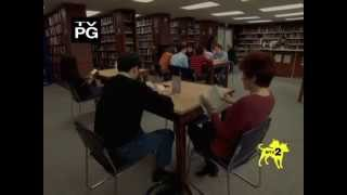 Funny Videos - Silent Library Episode 42 - Nick, Charles, Anthony, Adam, Vinny, Sean