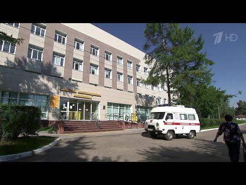 В Твери врачи спасли женщину с коронавирусом, у которой полностью были поражены легкие.
