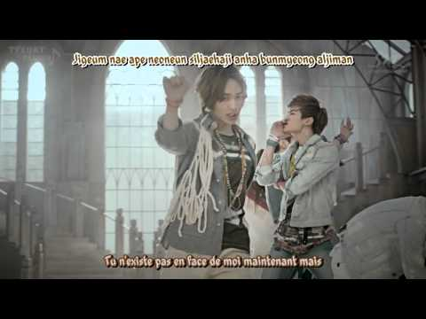 MV: French Subs || SHINee - Sherlock (Note + Clue) [TVXQKTFansub(vostfr)]