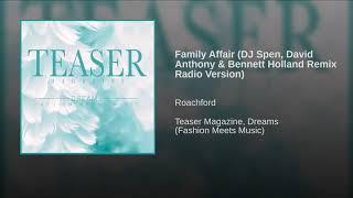Family Affair (DJ Spen, David Anthony & Bennett Holland Remix Radio Version)