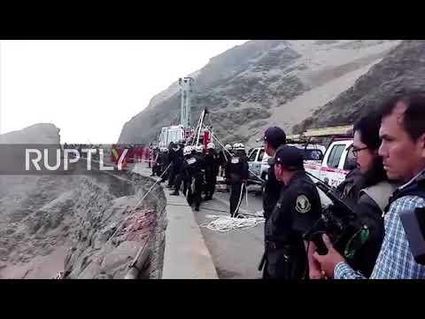 Peru: Rescue efforts continue as Peru bus crash fatalities rise to 51