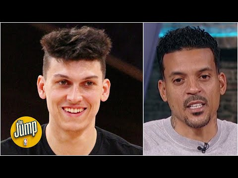 I'm worried the Heat might mess up their process after unexpected success - Matt Barnes | The Jump
