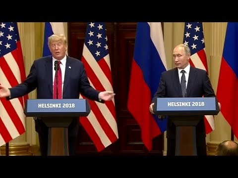 SHOCK: Traitorous Trump Confirms He is Owned by Putin
