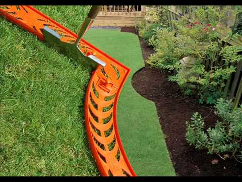 Garden Border Ideas how to install log roll edging youtube Garden Borders I Garden Borders And Edging Ideas Garden Borders Ich Garden Borders Und Kantenideen