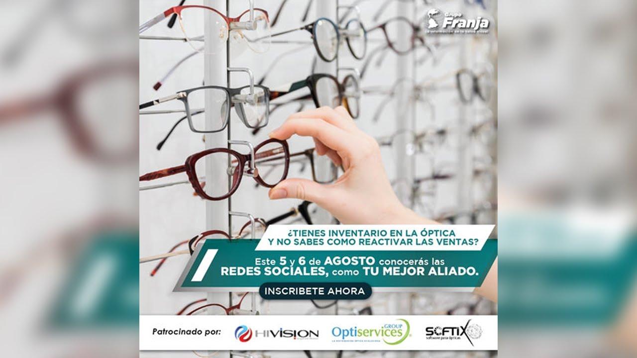Curso 'Óptica y Redes Sociales'