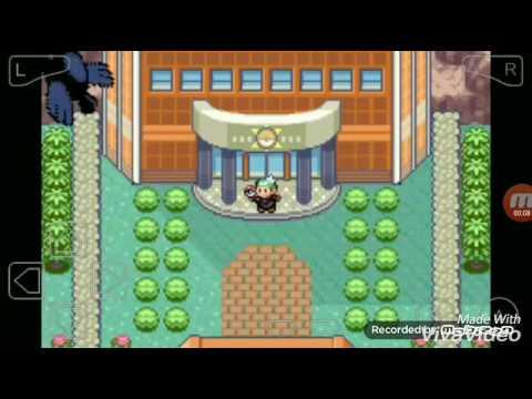 How to mega evolve in pokemon theta emerald