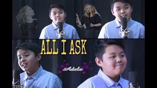 Cover All I Ask by M Zhafir Al Pasha