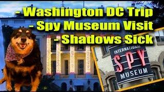 Shadows Sick - Spy Museum Visit - Washington DC Trip