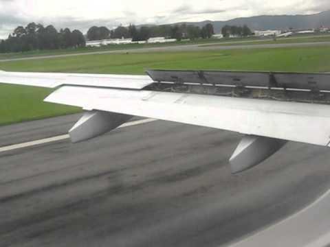Landing aterrizaje bogot aeropuerto el dorado for Puerta 6 aeropuerto el dorado