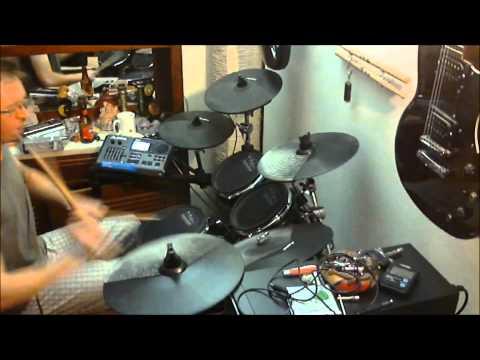 Memphis Soul Jam Alesis DM10 + Addictive Drums