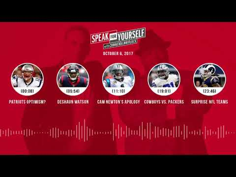 SPEAK FOR YOURSELF Audio Podcast (10.6.17) with Colin Cowherd, Jason Whitlock - SPEAK FOR YOURSELF - 동영상
