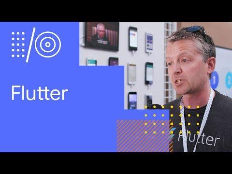 I/O '18 Guide - Flutter