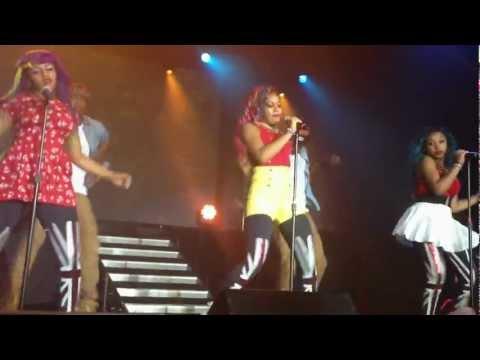 Omg Girlz Scream Tour Aug. 2012 NYC ! Prt 3