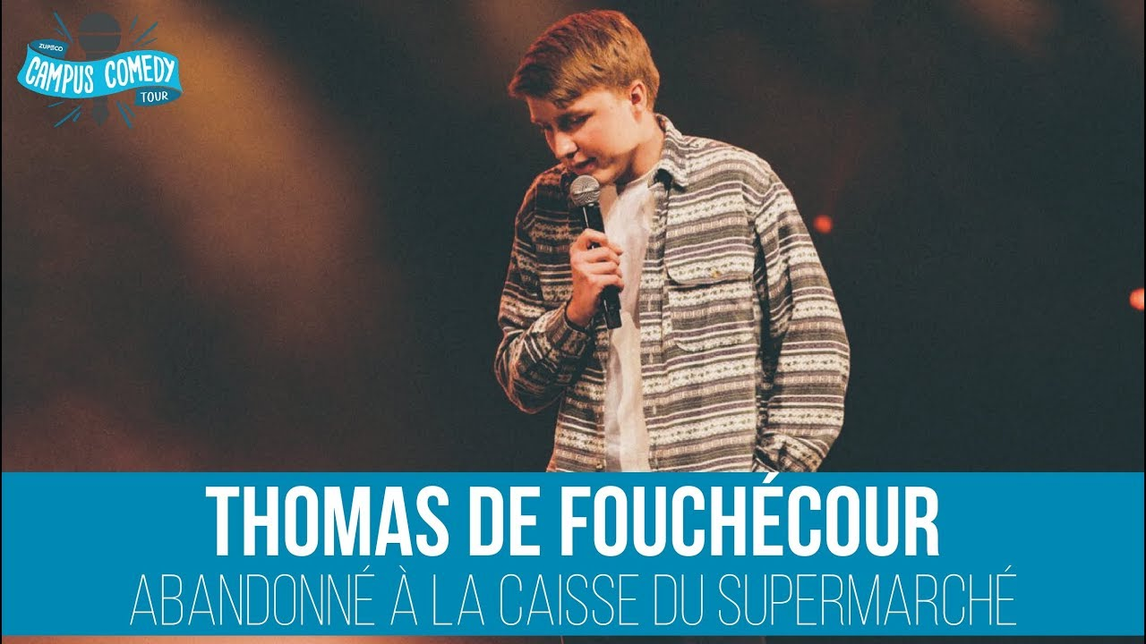 Thomas de Fouchécour - Abandonné à La Caisse du Supermarché (Calendrier de l'Avent du LOL)