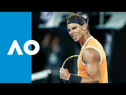Rafael Nadal v Frances Tiafoe match highlights (QF) | Australian Open 2019