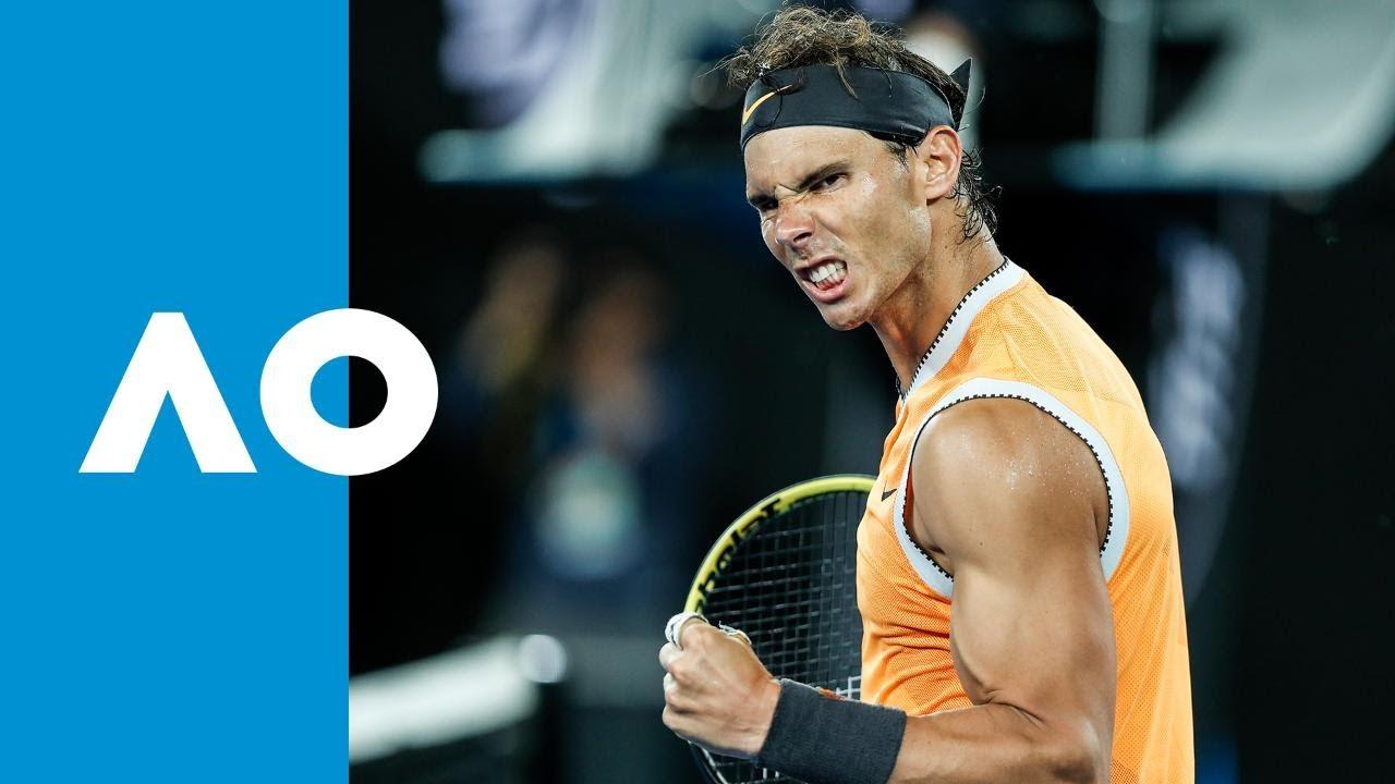 Rafael Nadal V Frances Tiafoe Match Highlights Qf