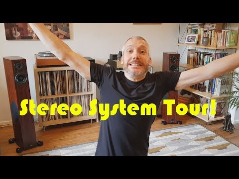 VC#20: A Tour Of My Stereo System :-)